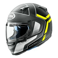 Arai Profile-V Tube Motorcycle Helmet (Flo Yellow)