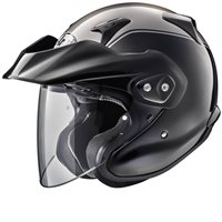 Arai CT-F Honda Gold Wing Grey Open Face Helmet - Special Order