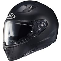 HJC I70 Gloss Black Motorcycle Helmet