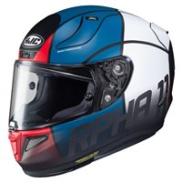 HJC RPHA 11 Quintain Motorcycle Helmet (Red|White|Blue)