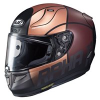 HJC RPHA 11 Quintain Gold Motorcycle Helmet