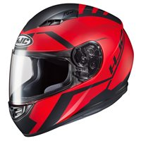 HJC CS-15 Faren Red Motorcycle Helmet