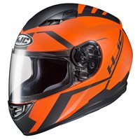 HJC CS-15 Faren Orange Motorcycle Helmet