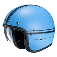 HJC FG-70s Ladon Blue Open Faced Helmet