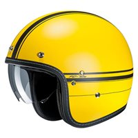 HJC FG-70s Ladon Yellow Open Faced Helmet