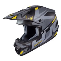 HJC CS-MX II Madax Moto-X Helmet (Black|Grey)