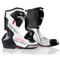RST Pro Series Motorcycle Race Boot 1503 (White|Red)