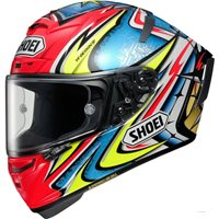 Shoei X-Spirit 3 Daijiro TC1 Helmet (Red|Blue|Yellow)