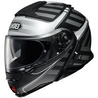 Shoei Neotec 2 Flip Front Helmet Splicer TC5 (Black|Grey)