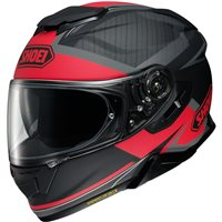 Shoei GT Air 2 Affair TC1 Motorcycle Helmet (Matt Black|Red)