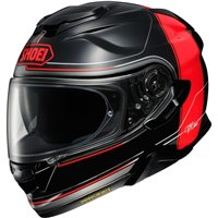 Shoei GT Air 2 Crossbar TC1 Motorcycle Helmet (Black|Red)