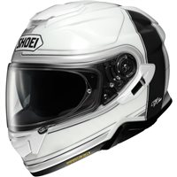 Shoei GT Air 2 Crossbar TC6 Motorcycle Helmet (White|Black)