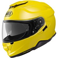 GT Air 2 Motorcycle Helmet (Brilliant Yellow)  by Shoei