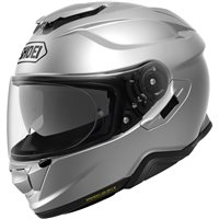 Shoei GT Air 2 Motorcycle Helmet (Silver)