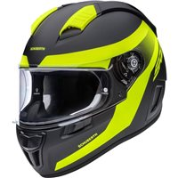 Schuberth SR2 Resonance Yellow Motorcycle Helmet