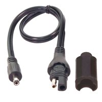 Optimate SAE to DC2.5mm Plug Adapter For Heated Apparel (0-67M)
