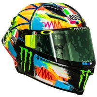 AGV Pista GP-R ROSSI WINTER TEST 2019 Limited Edition Helmet RRP £1200 Pre-Order Deposit £500