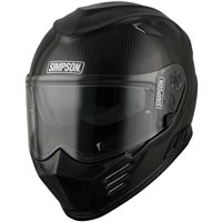 Simpson Venom Carbon Motorcycle Helmet