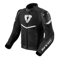 Revit Mantis Textile Jacket (Black|White)