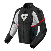 Revit Arc H2O Textile Jacket (Black|Red)