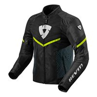 Revit Arc Air Textile Jacket (Black|Yellow)