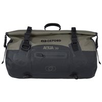 Oxford AQUA T30 All Weather Roll Bag (Khaki|Black)