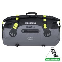 Oxford AQUA T50 All Weather Roll Bag (Black|Grey|Yellow)
