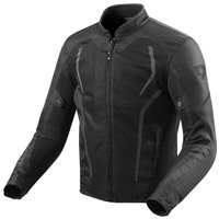 Revit Motorcycle Jacket GT-R Air 2 (Black)