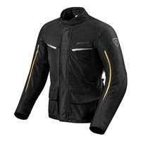Revit Motorcycle Jacket Voltiac 2 (Black/Bronze)