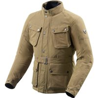 Revit Motorcycle Jacket Livingstone (Sand)