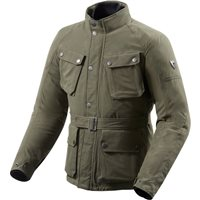 Revit Motorcycle Jacket Livingstone (Dark Green)