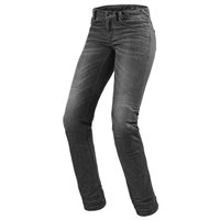 Revit Kevlar Cordura Jeans Madison 2 Ladies (Dark Grey)
