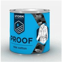 Storm Wax Cotton Dressing 200gm tin