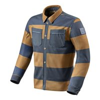 Revit Tracer Air Overshirt (Brown/Blue)