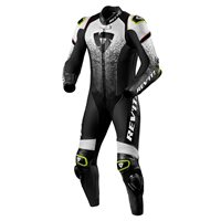 Revit One Piece Leathers Quantum (Black|White)