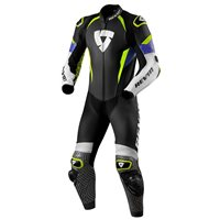 Revit One Piece Leathers Triton (Blue|Neon Yellow)