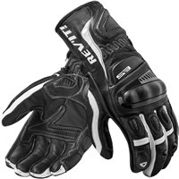 Revit Stellar 2 Motorcycle Gloves (Black|White)