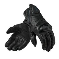 Revit Metis Motorcycle Gloves (Black)