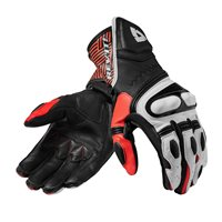 Revit Metis Motorcycle Gloves (Black/Red)