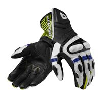 Revit Metis Motorcycle Gloves (Black/Blue)