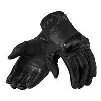 Revit Hyperion Motorcycle Gloves (Black)