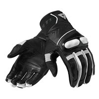 Revit Hyperion Motorcycle Gloves (Black|White)