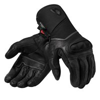 Revit Summit 3 H2O Motorcycle Gloves (Black)