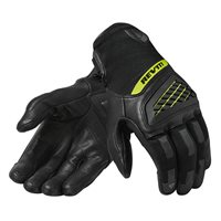 Revit Gloves Neutron 3 (Black|Yellow)