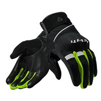 Revit Gloves Mosca (Black|Neon Yellow)
