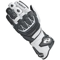 Held Evo-Thrux 2 Motorcycle Gloves (Black|White)