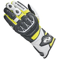 Held Evo-Thrux 2 Motorcycle Gloves (Fluorescent Yellow)