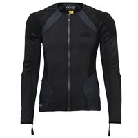 Knox Womens Urbane Pro Armoured Shirt (Black|Denim)
