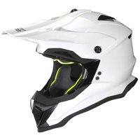 Nolan N53 Smart MX Helmet (Pure White)