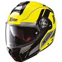 X-Lite X-1004 Charismatic Flip Front Helmet (LED Yellow)